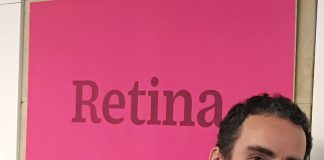 Guillermo Sánchez Vega, editor de El País-Retina
