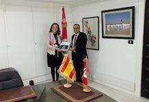 Memorandum España-Túnez Carmen Vela y Khalil Laamiri