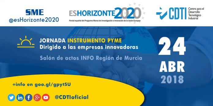 Jornada H2020SME Murcia