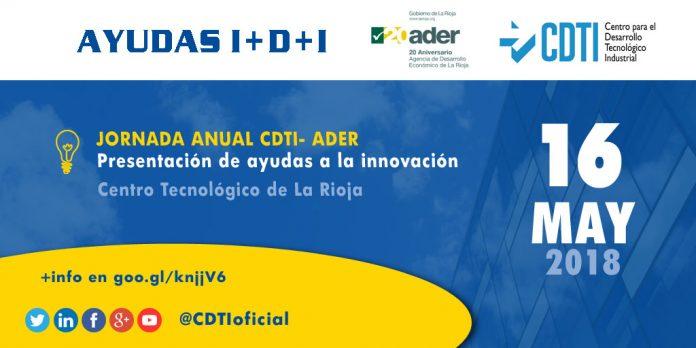 Jornada presentación de ayudas CDTI-ADER